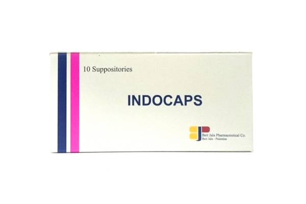 Indocaps Suppositories