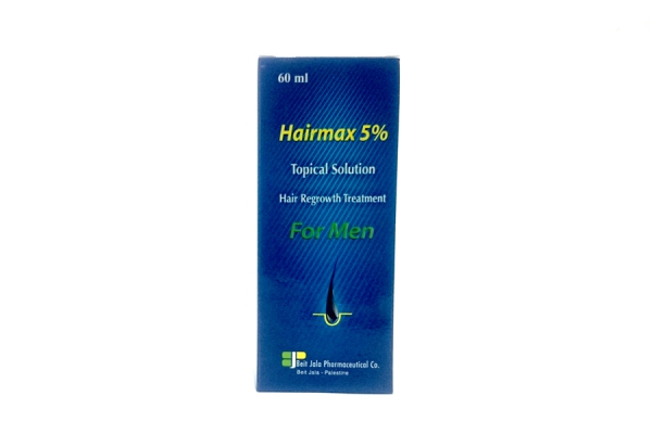 Hairmax 5% Topical Solution