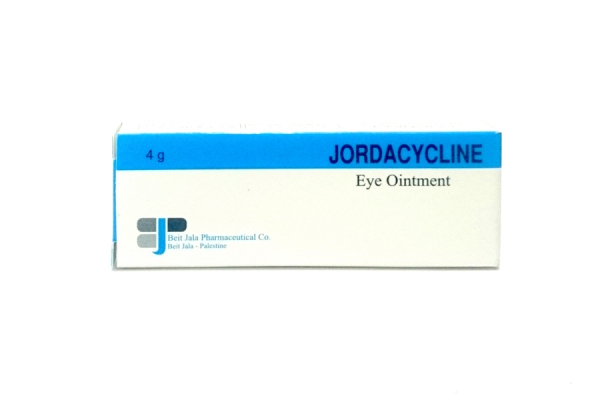 Jordacycline Eye Ointment