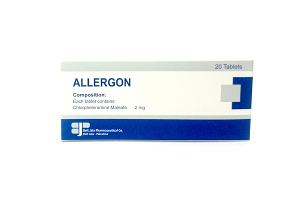 Allergon Tablets