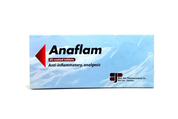 Anaflam Tablets