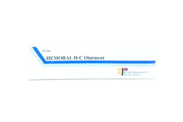 Hemoral Ointment
