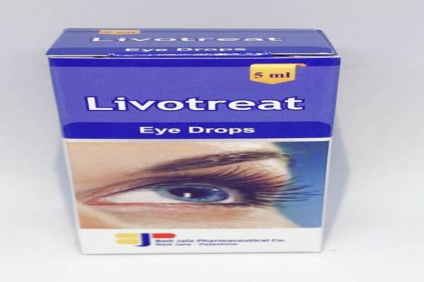 Livotreat Eye Drops