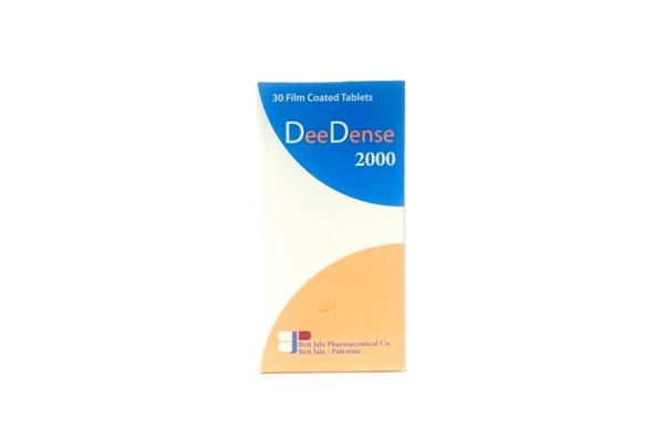 DeeDense 2000 Tablets