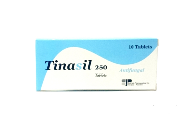 Tinasil 250 Tablets