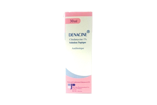 Denacine Topical Solution