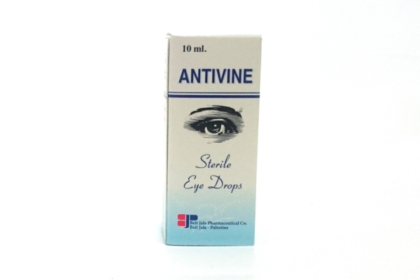 Antivine Eye Drops